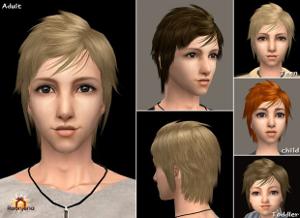 Мужские прически (короткие волосы, стрижки) - Страница 4 Imag1010