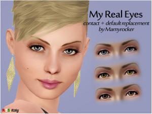 Глаза, брови, бородки - Страница 4 Image119