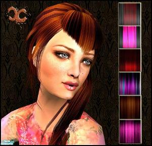 Женские прически (яркие перекраски) Image185