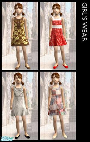 Для детей (повседневная одежда) Image212