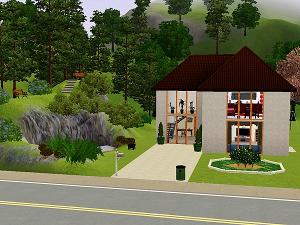Жилые дома (котеджи) Image257