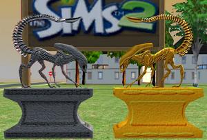 Фонтаны, статуи Image259