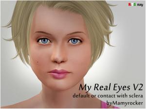 Глаза, брови, бородки - Страница 4 Image301