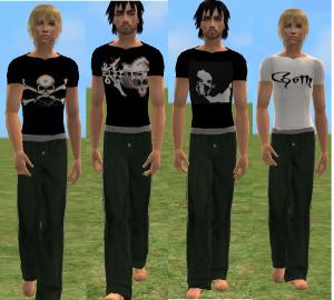 Нижнее белье, пижамы, купальники Image415
