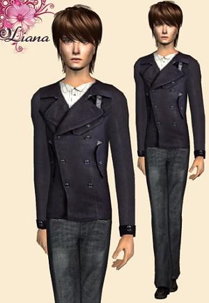 Повседневная одежда - Страница 2 Image417