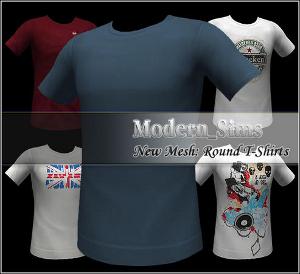 Повседневная одежда (свитера, футболки, рубашки) - Страница 3 Image476
