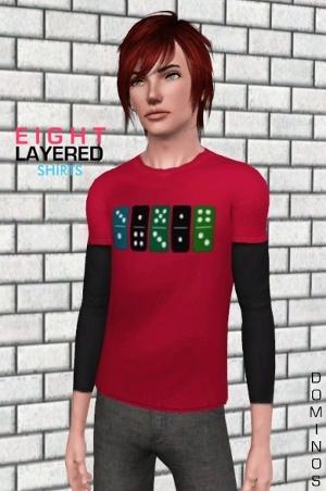 Повседневная одежда (свитера, футболки, рубашки) - Страница 3 Image478