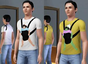 Повседневная одежда (свитера, футболки, рубашки) - Страница 4 Image496
