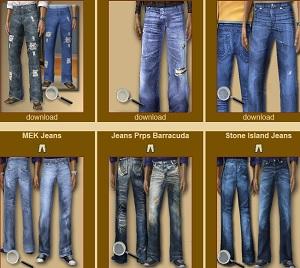 Повседневная одежда (брюки, шорты) Image498