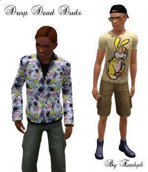 Повседневная одежда (свитера, футболки, рубашки) - Страница 5 Image503