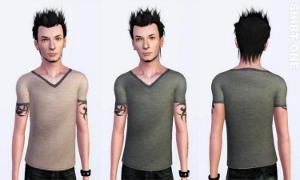 Повседневная одежда (свитера, футболки, рубашки) - Страница 6 Image540
