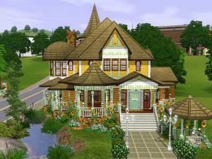 Жилые дома (котеджи) - Страница 4 Image554