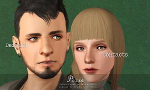 Глаза, брови, бородки - Страница 4 Image565