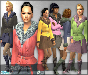 Верхняя одежда - Страница 2 Image591