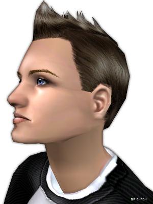 Мужские прически (короткие волосы, стрижки) - Страница 5 Image608