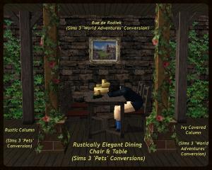 Патио, скамейки - Страница 6 Image631