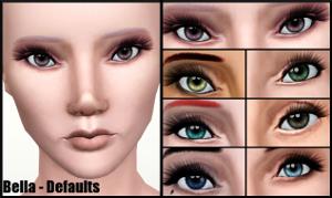 Глаза, брови, бородки - Страница 4 Image637