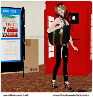 Женские позы - Страница 3 Image678