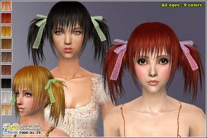 Женские прически (короткие волосы, стрижки) - Страница 5 Image682