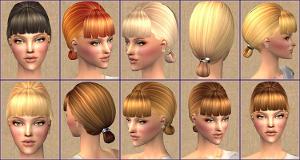 Женские прически (короткие волосы, стрижки) - Страница 5 Image683