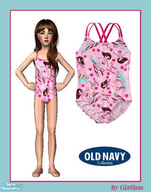 Для детей (нижнее белье, пижамы, купальники) Image710