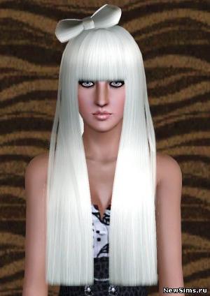 Женские прически (длинные волосы) Image717