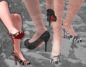 Обувь (женская) Image787