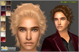 Мужские прически (короткие волосы, стрижки) Image801