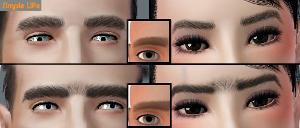 Глаза, брови, бородки - Страница 4 Image892