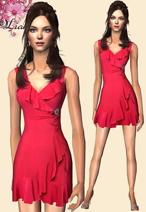 Повседневная одежда (платья, туники, комплекты с юбками) - Страница 4 Image912