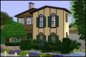 Жилые дома (котеджи) - Страница 2 Image998