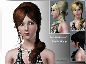 Женские прически (длинные волосы) Image_34