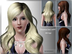 Женские прически (длинные волосы) Image_35