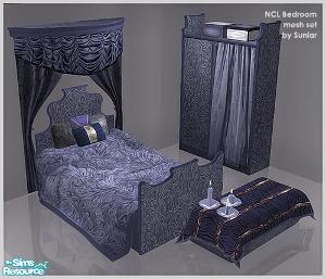 Спальни, кровати (антиквариат, винтаж) - Страница 2 Lsr126
