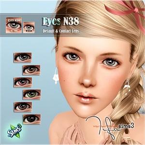 Глаза, брови, бородки - Страница 4 Screen47