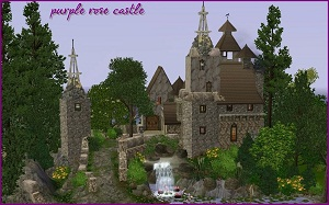 Замки, дворцы - Страница 6 W-600110
