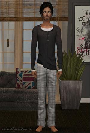 Нижнее белье, пижамы, купальники - Страница 4 W-600117