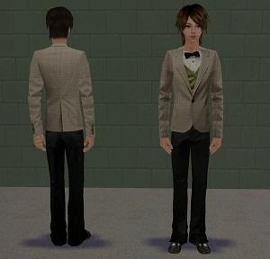 Формальная одежда - Страница 2 W-600202