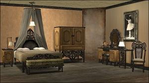 Спальни, кровати (антиквариат, винтаж) - Страница 11 W-600207