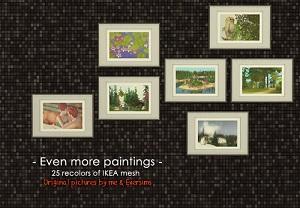 Картины, постеры - Страница 18 W-600340