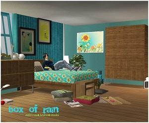 Спальни, кровати (модерн) - Страница 21 W-600374