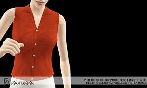Повседневная одежда (топы, блузы, рубашки) - Страница 4 W-600385