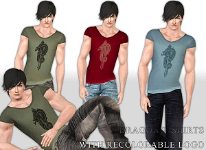 Повседневная одежда (свитера, футболки, рубашки) - Страница 5 W-600437