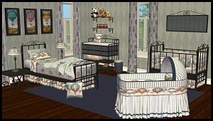 Комнаты для младенцев и тодлеров - Страница 7 W-600h50