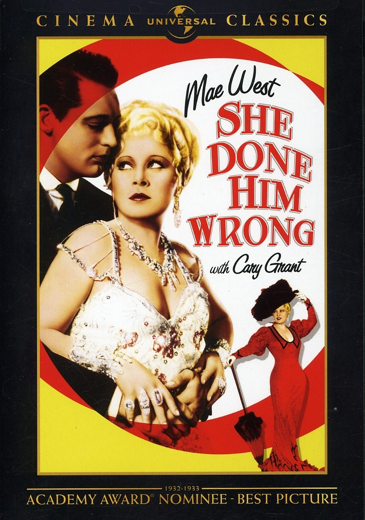 Ona Ga Je Povredila (She Done Him Wrong) (1933) 02519210