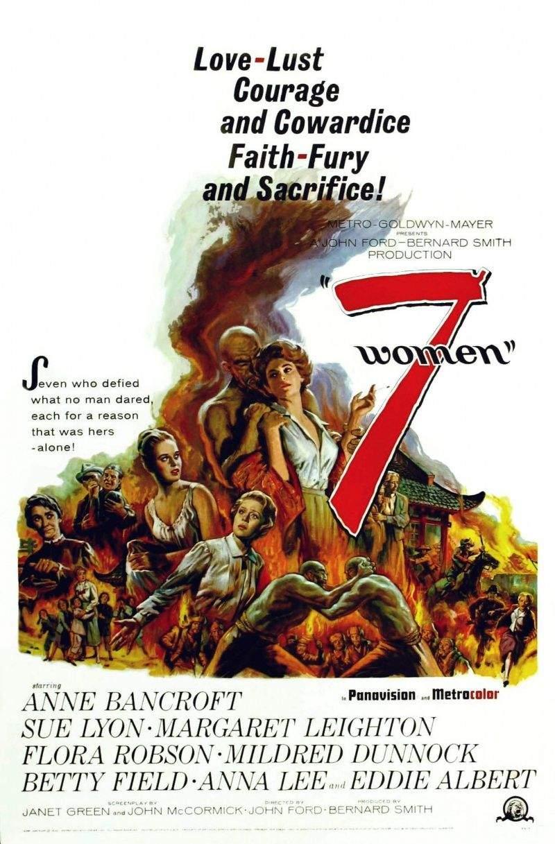 Sedam Žena (7 Women) (1966) 12816810