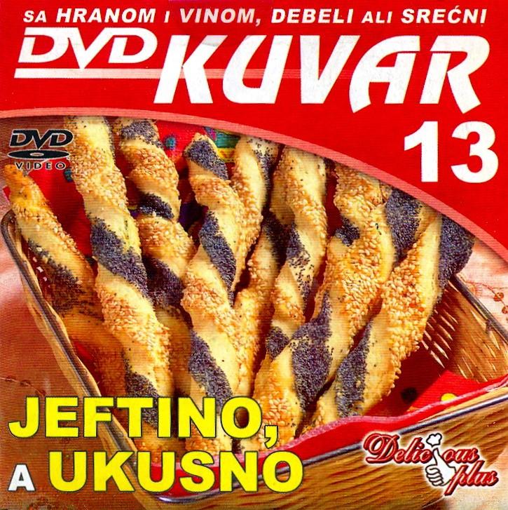 ONLine DVD Kuvar - Jevtino a Ukusno 1901_d10