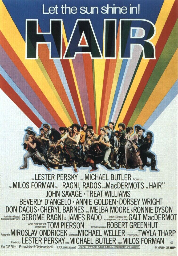 Kosa (Hair) (1979) 19792010
