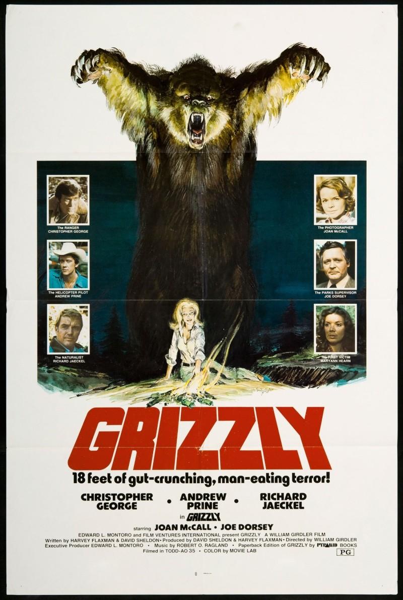 Grizli (Grizzly) (1976) 219110