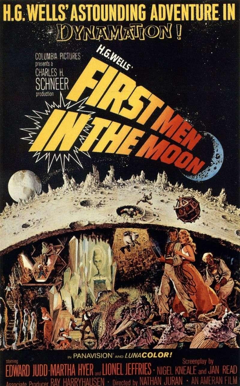 Prvi Čovek Na Mesecu (First Men In The Moon) (1964) First_10